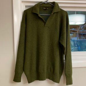 Loro Piana cashmere sweater size M (50)